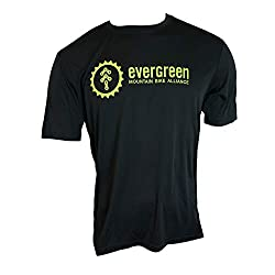 Evergreen Mountain Bike Alliance T-Shirt - Synthetic Short Sleeve