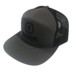 Evergreen Mountain Bike Alliance Trucker Hat- 7 Panel